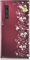 MarQ by Flipkart 195 L Direct Cool Single Door 2 Star (2020) Refrigerator(Wine Coral, MDCR195PG)