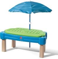 Step2 Cascading Cove With Umbrella(Blue)