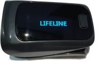 life line OXEE CHECK Pulse Oximeter(BLACK-GREY)