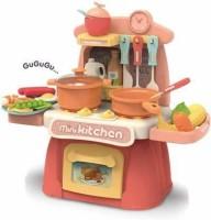 atul enterprise New mini electronic Kitchen Set Toys Cooking Games for Girl