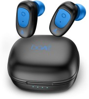 boAt Airdopes 201 Earbuds Bluetooth Headset(Furious Blue, True Wireless)