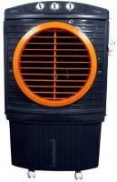 Surya 75 L Desert Air Cooler(Blue , Yellow, GLACIA 75L WOOD WOOL DESERT)