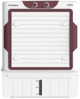 CROMPTON 70 L Window Air Cooler(White , Maroon, Optimus Classic 70)