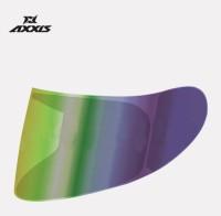 Axxis V18 Pin-lock ready Visor Helmet Visor(Mullti Color)