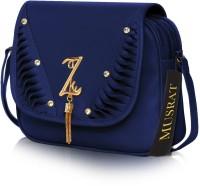 MUSRAT Blue Sling Bag