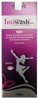 Intiwash New Feminine Hygiene Liquid Wash Cleansing & to Balance pH Level 100ml Pack of 4 Intimate Wash(400 ml, Pack of 4)