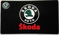 TRAC TRACMAT00003 Car Dashboard Cover(Skoda Fabia)