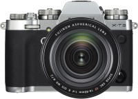 FUJIFILM X-T3 Mirrorless Camera Body with 16-80 Lens Kit(Silver)