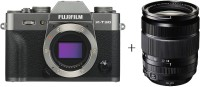 FUJIFILM X-T30 with 18-135 Kit Mirrorless Camera Body with 18-135 Lens Kit(Grey)