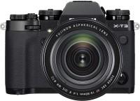 FUJIFILM X-T3 Mirrorless Camera Body with 16-80 Lens Kit(Black)