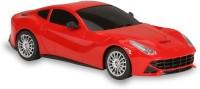 Miss & Chief Mini Racing 4 Channel Radio control RC Car(Red)