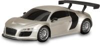 Miss & Chief Mini Racing 4 Channel Radio control RC Car(Silver)