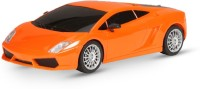 Miss & Chief Mini Racing 4 Channel Radio control RC Car(Orange)