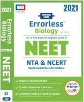 ERRORLESS BIOLOGY NEET 2021 (Vol 1 & 2) - Digital + Hardcover - Universal Books(Paperback, Universal Books)