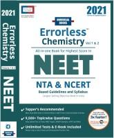ERRORLESS CHEMISTRY NEET 2021 (Vol 1 & 2) - Digital + Hardcover - Universal Books - Universal Self Scorer Errorless Chemistry Neet(Paperback, Universal Books)