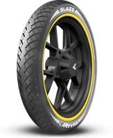 JK TYRE 1B15280018054PR320BLAZE BR32 80/100-18 Rear Tyre(Dual Sport, Street, Offroad Knobbies, Tube Less)
