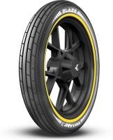 JK TYRE 1B12227017414PF110BLAZE BF11 2.75-17 Front Tyre(Dual Sport, Street, Offroad Knobbies, Tube Less)