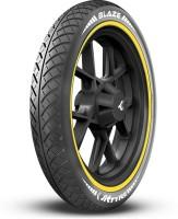 JK TYRE 1B15280018047PF320BLAZE BF32 80/100-18 Front Tyre(Dual Sport, Street, Offroad Knobbies, Tube Less)