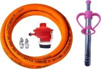 INDANE Low Pressure Gas Cylinder Regulator(PVC (Polyvinyl Chloride), Iron)
