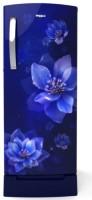 Whirlpool 200 L Direct Cool Single Door 4 Star Refrigerator(Sapphire Mulia, 215 IMPRO PRM 3S)