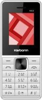 KARBONN KX3(White & Grey)