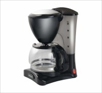 Baltra BCM-105 4 Cups Coffee Maker(Black, Grey)