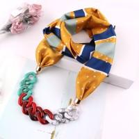 OEM Decoration Bib Ethnic Style Ladies Clothing Shawl Scarf Collar