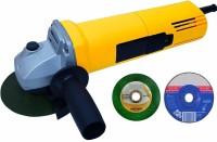 TAAJ Angle Grinder (yellow) Angle Grinder(180 mm Wheel Diameter)