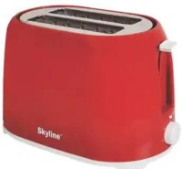 Skyline VTL-7000 750 W Pop Up Toaster(Red)