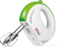 G Track Handy 200 W 200 W Hand Blender(White, FLURESCENT GREEN)