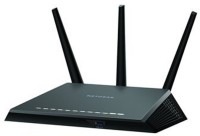 NETGEAR Nighthawk AC1900 Dual Band Wi-Fi Gigabit Router (R7000) & League of Legends $50 Gift Card - 7000 Riot Points - NA Server Only [2x $25 Online Game Codes] Bundle 100 Mbps Router(Black, Single Band)