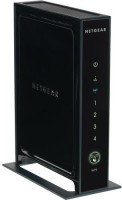 NETGEAR N300 Wireless N Router 100 Mbps Router(Black, Single Band)