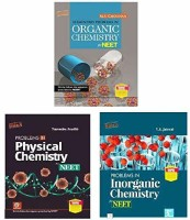 Problems In Chemistry For NEET/AIIMS ( Organic + Inorganic + Physical Chemistry ) Set Of 3 Books ( Exam - 2020 - 2021 )(Paperback, NARENDRA AWASTHI, M S CHOUHAN, V K JAISWAL)