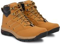 VANETIEN Riding Shoes For Men(Beige)