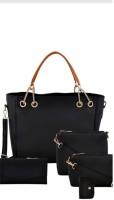 M5 Fashion Women Black Shoulder Bag