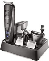 Syska HT4000k Runtime: 60 min Grooming Kit for Men (Black)