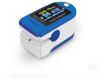 ROAR OLV_447O_Pulse Oximeter Finger Oximetry SPO2 Blood Oxygen Saturation Monitor Heart Rate Monitor Rotatable OLED Digital Display Portable with Batteries and Lanyard Pulse Oximeter Pulse Oximeter(Multicolor)