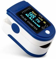 IMMUTABLE RR- 547 Fingertip Oximeter Pulse Saturation Monitor Heart Rate Monitor with Alarm Setting LED Display Pulse Oximeter(Multicolor)