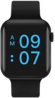 VIKYUVI Vikfit Style Full Touch Control Smartwatch(Black Strap, Regular)