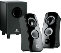 Logitech 980-000319 40 W Home Theatre(Black, 2.1 Channel)