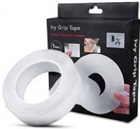 Neeve Enterprise Double Sided Small Dispenser grip tape (Manual)(Set of 1, White)