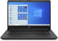 HP 14s Core i3 10th Gen - (8 GB/256 GB SSD/Windows 10 Home) 14s-cf3074TU Thin and Light Laptop(14 inch, Jet Black, 1.47 kg, With MS Office)
