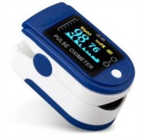 SACRO JQL_432J_Pulse Oximeter Finger Oximetry SPO2 Blood Oxygen Saturation Monitor Heart Rate Monitor Rotatable OLED Digital Display Portable with Batteries and Lanyard Pulse Oximeter Pulse Oximeter(Multicolor)
