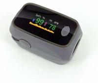 Naulakha NI/705 Health Care Digital Finger Pulse Spo2 Blood Oxygen Saturation Detector For Fast Measurement Pulse Oximeter Pulse Oximeter(Black)