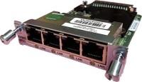 CISCO EHWIC-4ESG= Enhanced High-Speed WAN Interface Card - 4 x 10/100/1000Base-T WAN Network Interface Card(Multicolor)