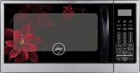 Godrej 30 L Convection & Grill Microwave Oven(GME 730 CR1 PZ, Wine Lily)