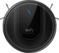 Eufy Robovac G10 Hybrid ME-T2150Y11 Robotic Floor Cleaner with 2 in 1 Mopping and Vacuum (WiFi Connectivity, Google Assistant and Alexa)(Black)