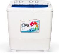 Sansui 10.2 kg Powerful Washer & Spin Semi Automatic Top Load Blue(JSX11S-2022N)