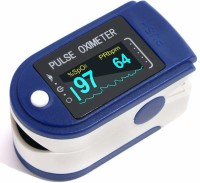 Wonder World VXI-30 Pulse Meter Rate & SpO2 with LED Digital Display Pulse Oximeter(Purple)