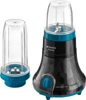 Sansui Nutri Blend Pronto 400 W Juicer Mixer Grinder (Black, Blue, 2 Jars)